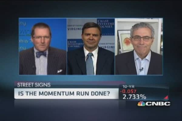 Market is schizophrenic right now: CEO