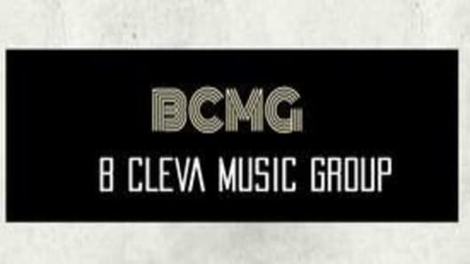 B Cleva Music Group Logo