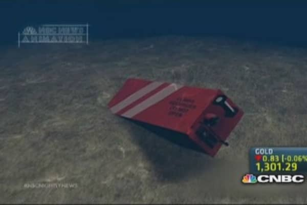 Race to find MH370's black boxes