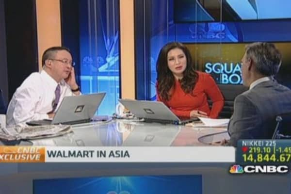 Walmart: We are committd to the Indian market