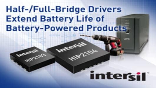HIP2103/04 bridge drivers
