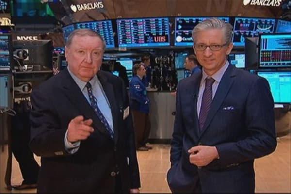 Cashin says: Market's oversold