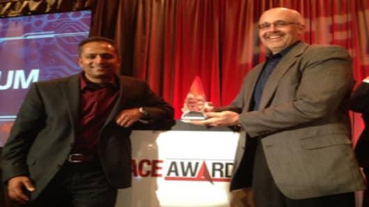 Altera and Micron ACE Award