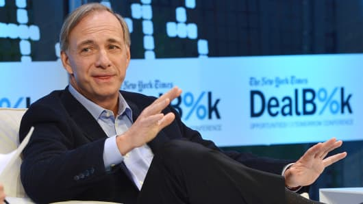 Ray Dalio, founder of Bridgewater Associates.