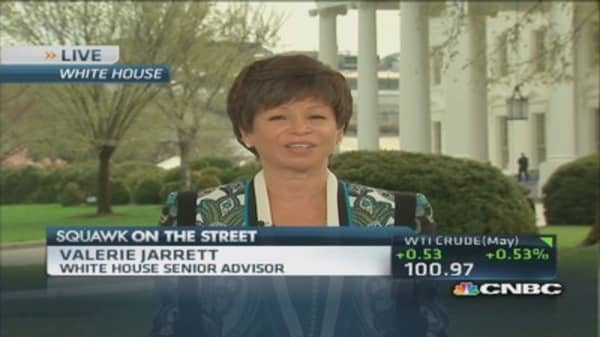 Pres. Obama's equal pay initiative