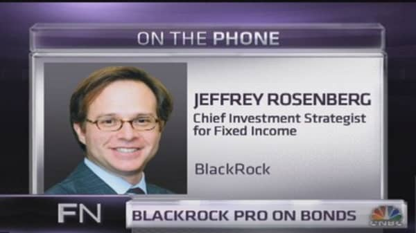 BlackRock's Rosenberg: Where yields are heading