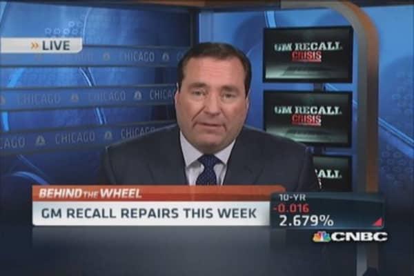 GM recall reality check