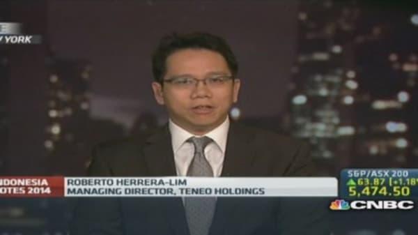 Can the PDI-P win Indonesia's legislative elections?