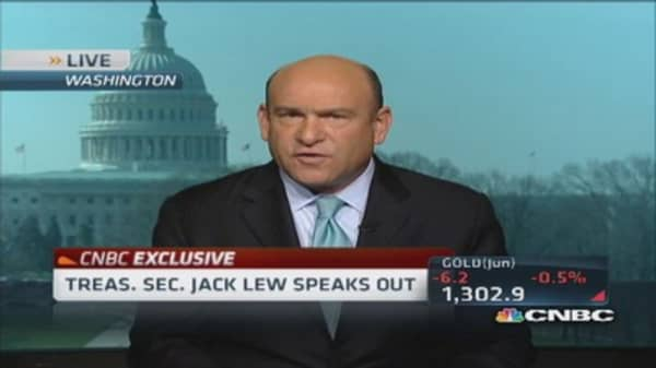 Sec. Lew: China needs to be more transparent