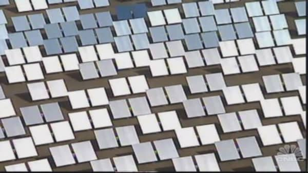 Solar power more affordable