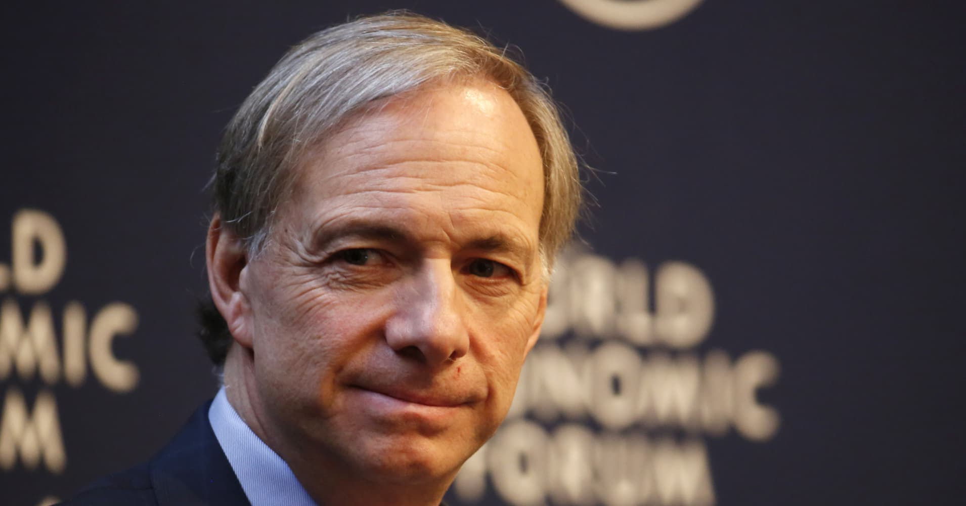 Billionaire Ray Dalio remembers the moment he saw the financial crisis coming: 'This is the big one'