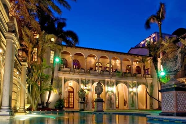 The Miami mansion once owned by Gianna Versace finally sold at auction and the current owner plans to turn it into a hotel. Scroll through the slideshow to see the rest of the top celebrity homes that sold last year.
