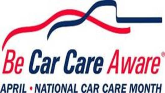 Be Car Care Aware logo