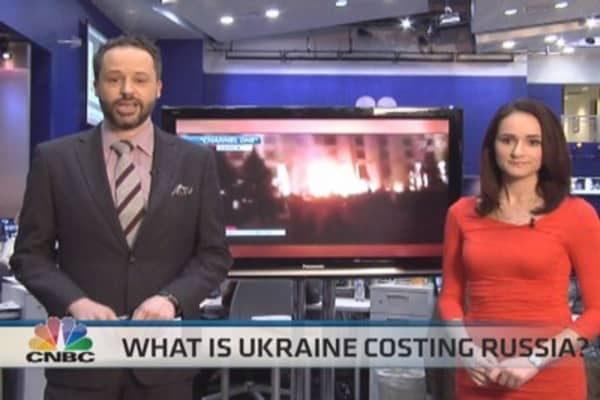 Ukraine: The long-term costs for Russia