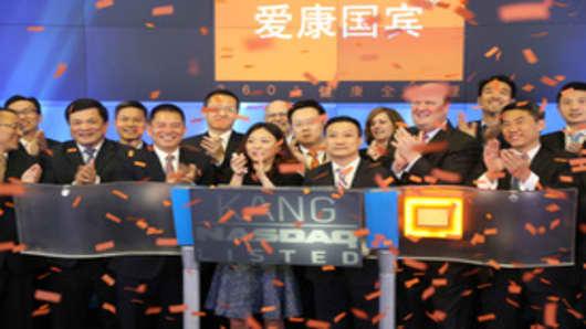 iKang Healthcare Group, Inc.