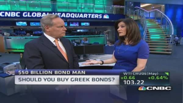 Huge demand for new Greek bond