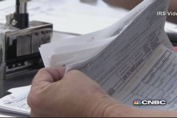 Incompetent tax preparers scourge of IRS