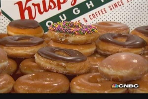 Krispy Kreme CEO: Enthused about long-term beverage picture