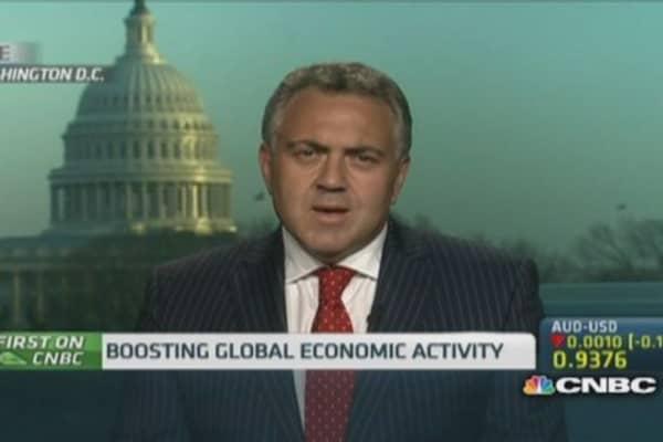 Joe Hockey: Reboot Australia's economy with FTAs