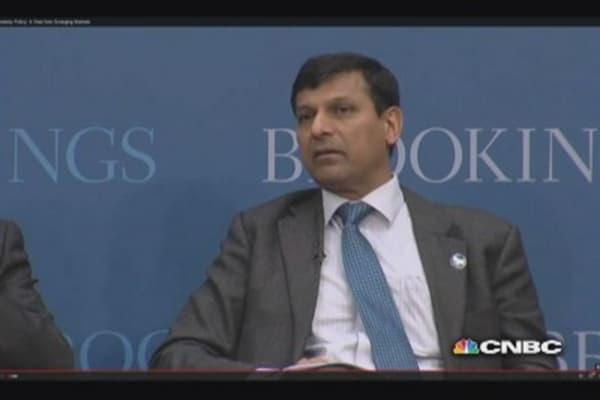 Bernanke challenges India's top central banker