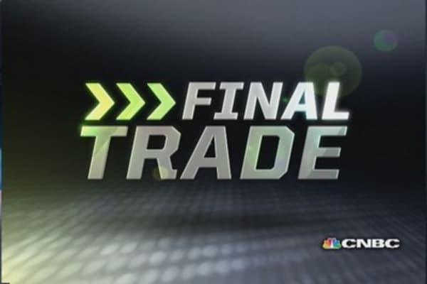 Fast Money Final Trade: EEM, UNG, HPQ, BIG