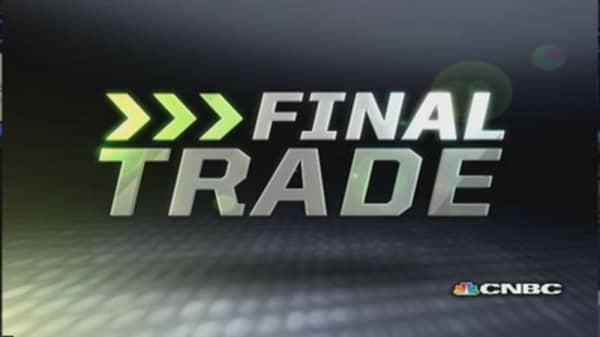 FMHR Final Trade: KEY, DE, BX, KKR