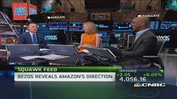 Amazon: If you want to leave, here's some money