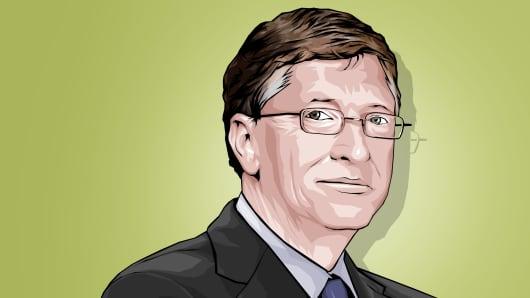Cnbc 25 Bill Gates