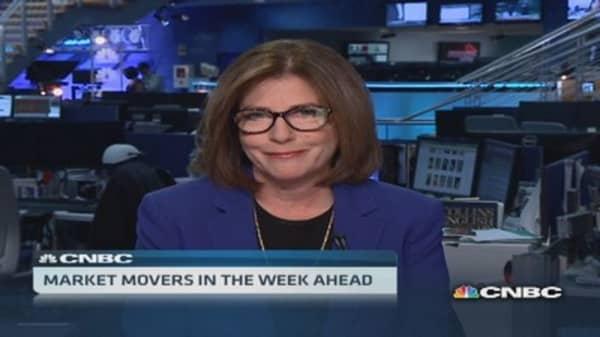 Economists watching for a retail rebound next week