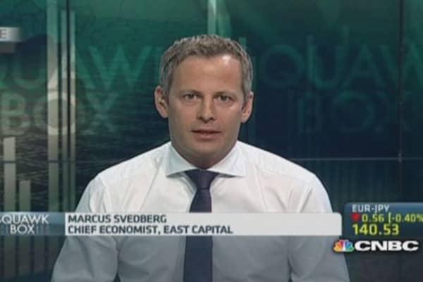 Ukraine-Russia standoff is 're-escalating': Pro