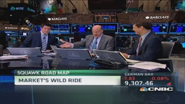 Cramer: Watch Google earnings as tech barometer
