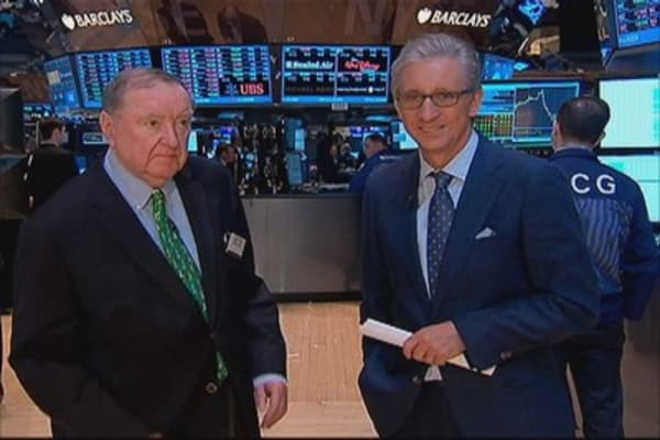 Cashin says: Retail sales good, but watch 10-year