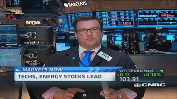 Energy under-owned right now: Trader