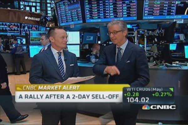 Retail rallies the market: Pisani