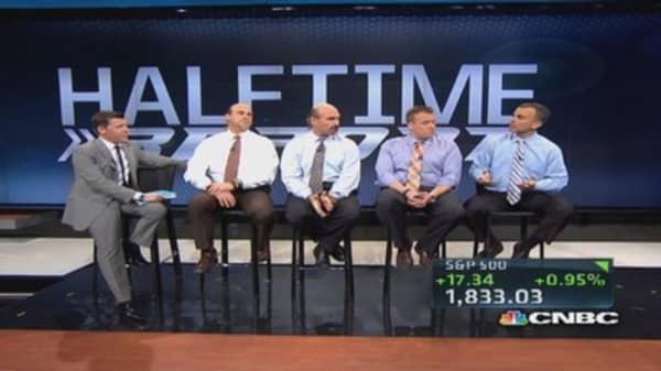 FMHR Final Trade: IBM, BAC, EPB, INTU
