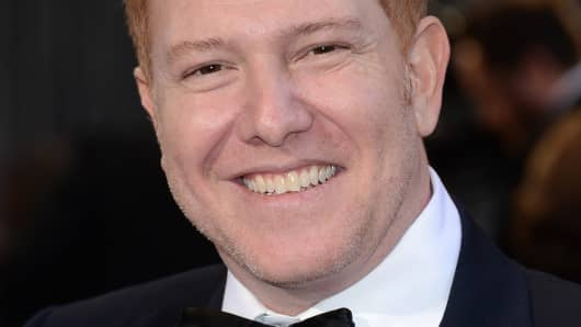 Relativity Media's Ryan Kavanaugh arrives at the Oscars at Hollywood & Highland Center on February 24, 2013.