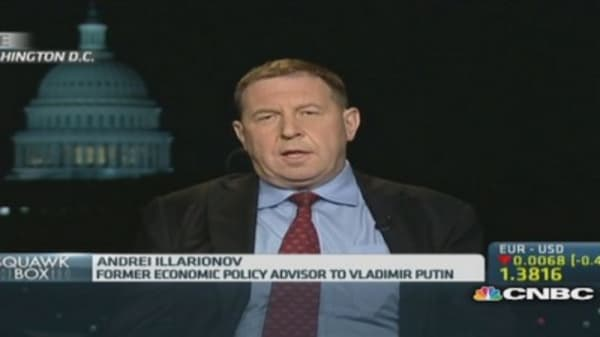 Ex-Putin advisor: Russia won't annex East Ukraine