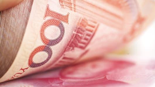 Premium yuan notes