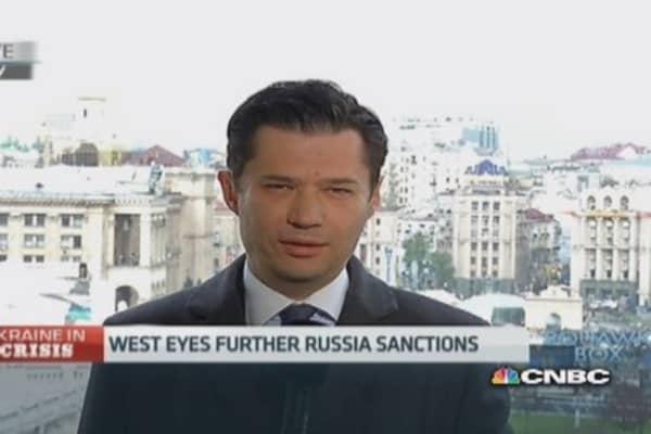 Ukraine is 'under attack': Politician