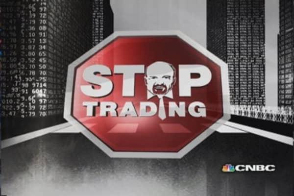 Cramer's Stop Trading: GILD & KORS