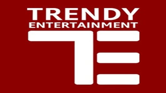 Trendy Entertainment logo