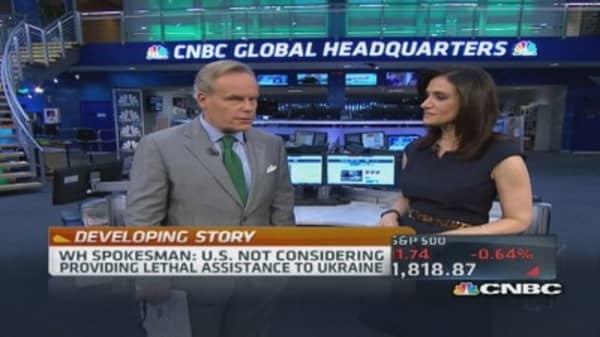 When fear builds, investors buy US bonds