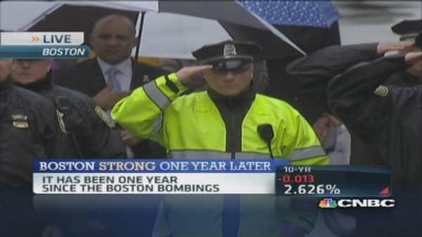 One year since Boston bombings
