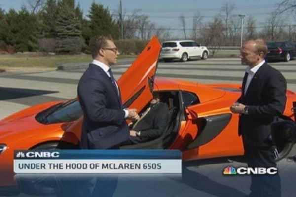 The future of McLaren