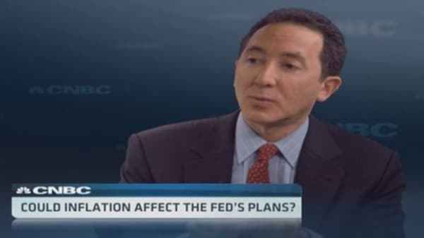 Fed faces inflation fears