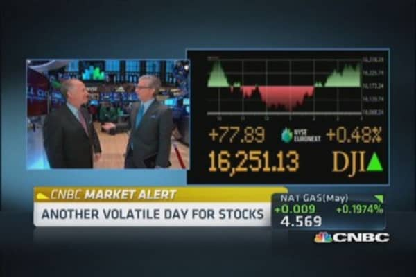Pisani: Waiting for earnings to matter