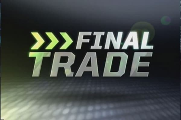 Fast Money Final Trade: DAL, FXB, PLCE, FB