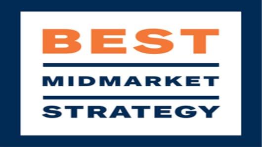 Best Midmarket Strategy logo