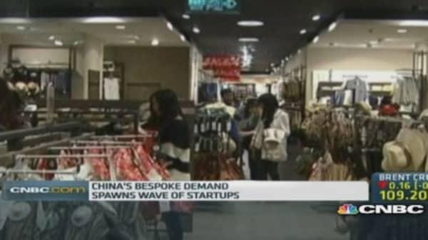 China's new-found love for bespoke luxury goods