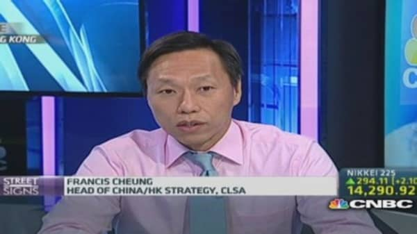 China Q1 GDP indicates a 'soft landing': CLSA